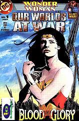 Mundos em Guerra 24 de 37 - Mulher-Maravilha - Our Worlds At War.cbr