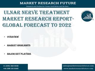 Ulnar Nerve Treatment Market Research Report- Global Forecast To 2022.pdf