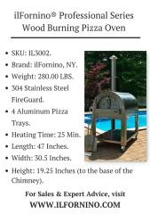 Professional Series Wood Burning Pizza Oven.pdf