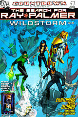 20 - The Search For Ray Palmer 01 - Wildstorm Universe.cbr