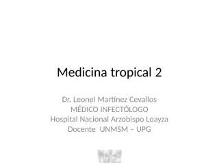 Diapo-MEDICINATROPICAL-2.pptx