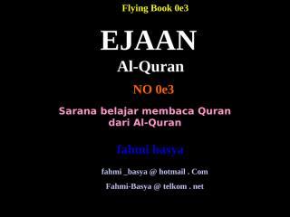 flying-book-0e3-ejaan-al-quran-sin-kaf-ain.pps