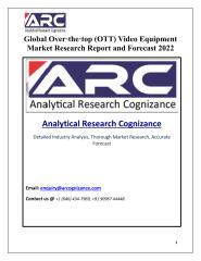 Global Over-the-top (OTT) Video Equipment Market.pdf