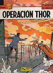 Lefranc 06 - Operación Thor.cbr
