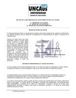 METODOLOGIA DE ACERCAMIENTO POR LAS SALIDAS