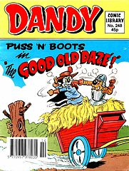 Dandy Comic Library 248 - Puss n Boots in The Good old Daze (TGMG).cbz