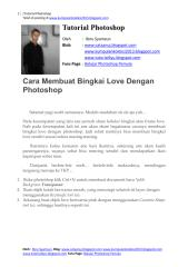 Cara Membuat Bingkai Love Dengan Photoshop.pdf